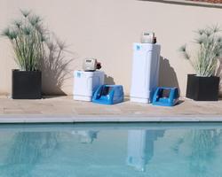 Adoucisseur d'eau CLACK NOVIA 8 volumétrique électronique