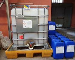 Traitement antitartre anticorrosion pour chaudière vapeur