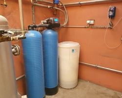 Traitement des eaux pour chaudière vapeur
