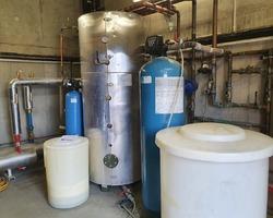 Traitement RECS (Reseau Eau Chaude sanitaire) EPHAD